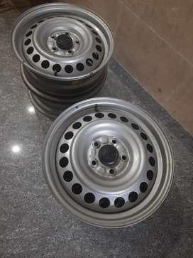 16 inch steel wheel rims