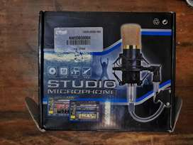 I want to sell my condenser microphone