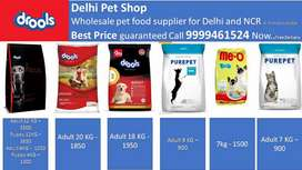 Pet food at reasonalble rates