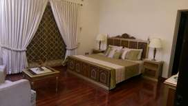 1kanal Executive class furnish portion for Rent available in DHA sctrF