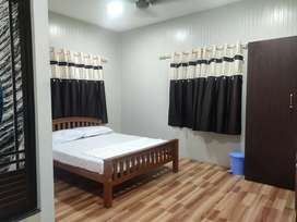 Rooms for Daily/Monthly Rent at Kumarapuram (Fully Furnished)