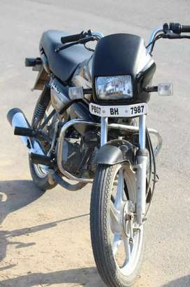 Hero splendor plus in good condition only 22thousand kms driven