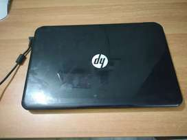 HP Laptop with Graphics(with charger)