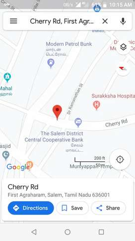 Three shops for rent in Salem town