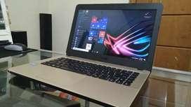 Laptop Pelajar ASUS