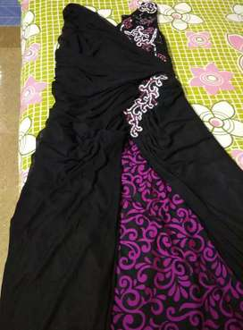 Long maxi gown