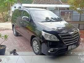 Innova diesel matic 2012 atasnama pribadi