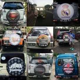 Cover/Sarung Ban Terios/Taruna/Suzuki Escudo/Rush/The King#TheFlashThe