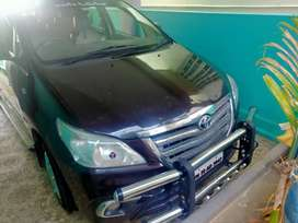 Toyota Innova 2005 single owner everything good