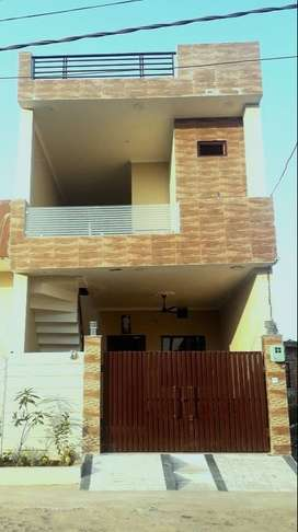 Residential 2 bhk double storied govt. approved house in venus valley
