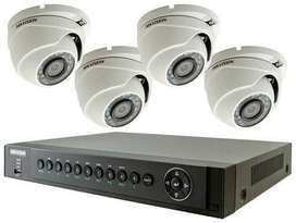 CCTV cameras and installation in best price