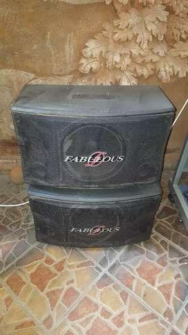 Box speaker bekas