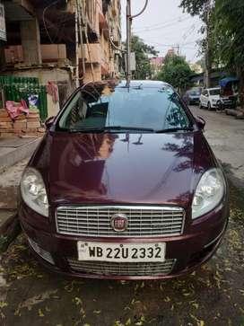 Fiat Linea Dynamic 1.3 L Advanced Multijet Diesel, 2012, Diesel