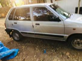 Maruti Suzuki 800 2009 Petrol Good Condition