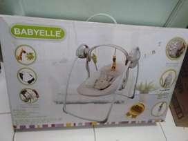 Ayunan bayi elektrik ( otomatis )