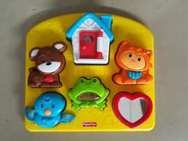 Fisher Price First Puzzle