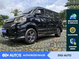 [OLX Autos] Suzuki APV SGX Luxury 2010 Bensin M/T Hitam #Digi Auto