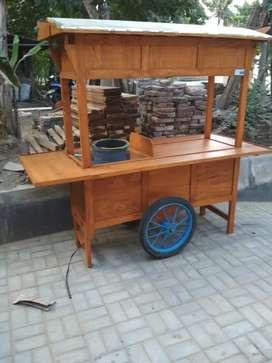 Gerobak Angkringan Jogja Gratis Ongkir Cicadas Bandung