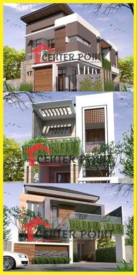 Desain Arsitek Gambar RAB IMB Kontraktor Rumah di Tebing Tinggi