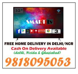 """32"""" Full HD Smart Android Led TV (Free Home Delivery In Delhi/NCR)"""