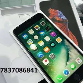 PRICE 9K APPLE IPHONE 6S 64GB EXCELENT CUNDITION 6MONTH INDIAN WARANTY