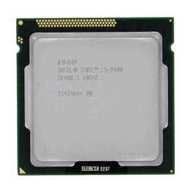 procesor i5 2400 socet 1155 tray