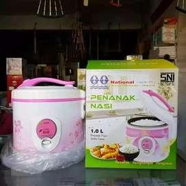 Gratis ongkir bjm - Magic com National QQ 1 Liter beras