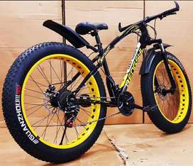 FAT TYRE BENGSHI LIMITED EDITION