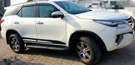 Toyota Fortuner 2018 Diesel 44645 Km Driven