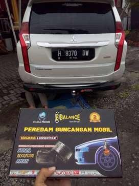 Peredam Guncangan Mobil Merk BALANCE, bs kurangi Guncangan di Mobil
