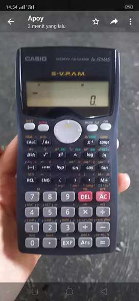 Kalkulator Casio 570ms