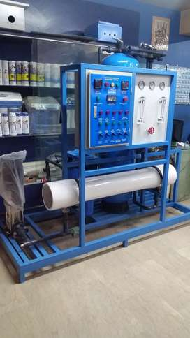 Water Filtration Plant for Arsenic Removal / RO, NF,UF,UV