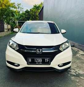 Honda HRV 1.5 E CVT matic Putih 2016 Semarang