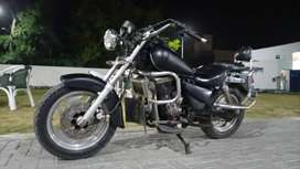 Heavy Chopper jet Black for sale