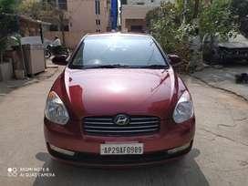 Hyundai Verna CRDI VGT SX 1.5, 2008, Diesel