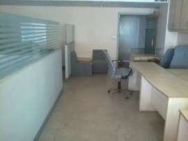 Furnished office available for rent at Shahrah e faisal