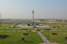 Ali Block Plots, 125 Sq Yd In Bahria Town Karachi