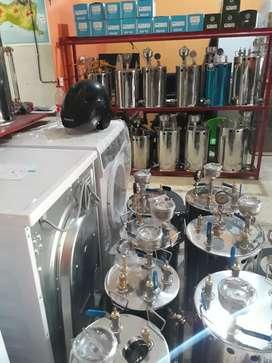 Setrika uap laundry solo