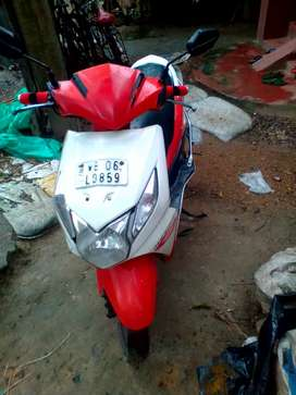 Good condition and we'll maintenance this scooty and all papers ok new