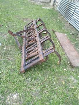 Sawaraj tractor 744 good condition and manthly 15734 42 kisti have