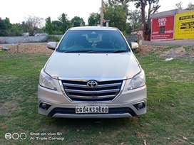 Toyota Innova 2013 Diesel Well Maintained