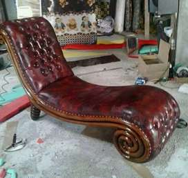 Sofa ukir mewah kayu jati