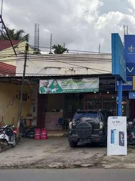 Dijual Rumah Makan Padang