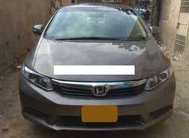 honda civic hybird on easy installment and low markup