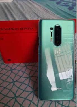 OnePlus 8Pro ,Storage is available with warranty  Cod available all In