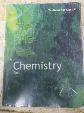 Plus One STATE syllabus chemistry text books part 1 & part 2
