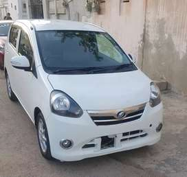 Mira G Push Start, Climate control A/c, Excellent original condition.