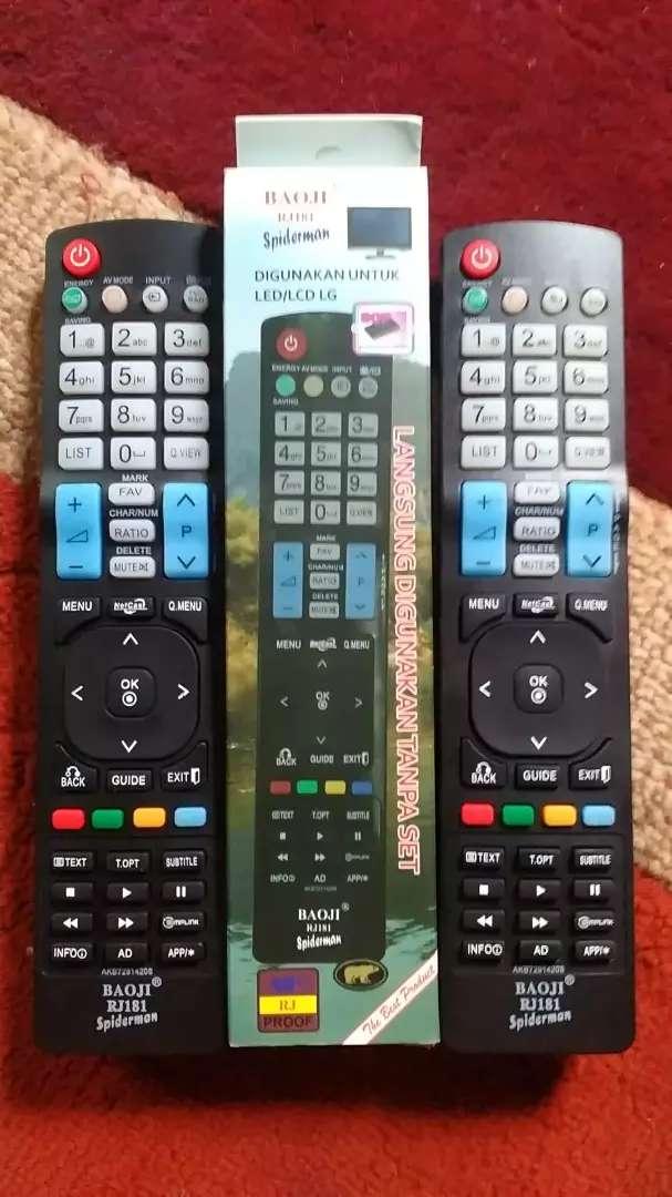 Smart tv/ lcd / led remot tv LG (baru) 0