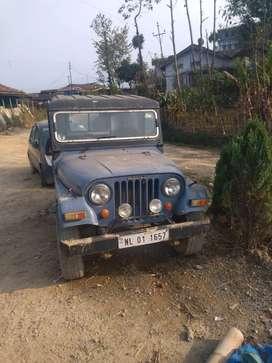 Mahindra Jeep 1995 Diesel