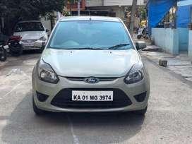 Ford Figo Duratorq ZXI 1.4, 2011, Petrol